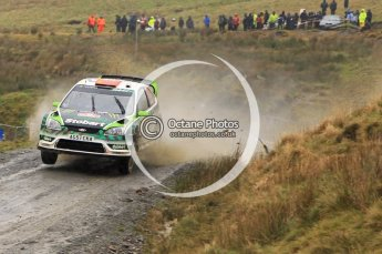 © North One Sport Limited 2010/ Octane Photographic Ltd. 2010 WRC Great Britain, Friday 12th November 2010. Digital ref : 0117lw1d3227