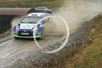 © North One Sport Limited 2010/ Octane Photographic Ltd. 2010 WRC Great Britain, Friday 12th November 2010. Digital ref : 0117lw1d3244