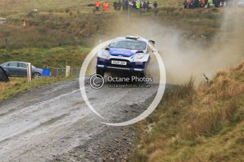 © North One Sport Limited 2010/ Octane Photographic Ltd. 2010 WRC Great Britain, Friday 12th November 2010. Digital ref : 0117lw1d3307