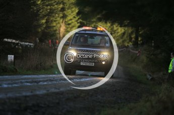 © North One Sport Limited 2010/ Octane Photographic Ltd. 2010 WRC Great Britain, Saturday 13th November 2010. Digital ref : 0119cb1d1507