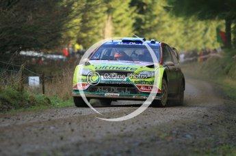 © North One Sport Limited 2010/ Octane Photographic Ltd. 2010 WRC Great Britain, Saturday 13th November 2010. Digital ref : 0119cb1d1554