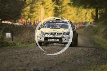 © North One Sport Limited 2010/ Octane Photographic Ltd. 2010 WRC Great Britain, Saturday 13th November 2010. Digital ref : 0119cb1d1601