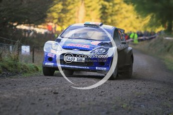 © North One Sport Limited 2010/ Octane Photographic Ltd. 2010 WRC Great Britain, Saturday 13th November 2010. Digital ref : 0119cb1d1678