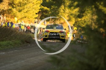 © North One Sport Limited 2010/ Octane Photographic Ltd. 2010 WRC Great Britain, Saturday 13th November 2010. Digital ref : 0119cb1d1752