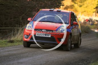 © North One Sport Limited 2010/ Octane Photographic Ltd. 2010 WRC Great Britain, Saturday 13th November 2010. Digital ref : 0119cb1d1778