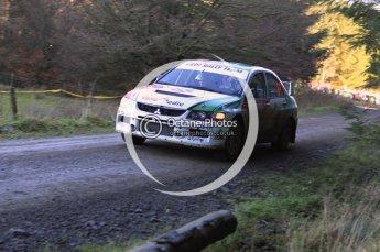 © North One Sport Limited 2010/ Octane Photographic Ltd. 2010 WRC Great Britain, Saturday 13th November 2010. Digital ref : 0119lw1d3650