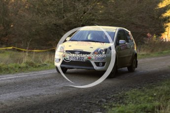 © North One Sport Limited 2010/ Octane Photographic Ltd. 2010 WRC Great Britain, Saturday 13th November 2010. Digital ref : 0119lw1d3728