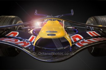 © Octane Photographic Ltd. 2011. Red Bull RB4 Chassis 4 artwork shooting, Donington Collection 2011. Digital Ref : 0144CB1D4427