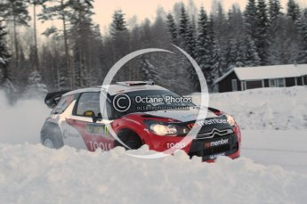 © North One Sport Limited 2011/Octane Photographic Ltd. 2011 WRC Sweden SS16 Torntorp I, Sunday 13th February 2011. Digital ref : 0156CB1D9298