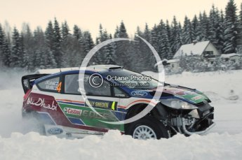 © North One Sport Limited 2011/Octane Photographic Ltd. 2011 WRC Sweden SS16 Torntorp I, Sunday 13th February 2011. Digital ref : CB1D9302