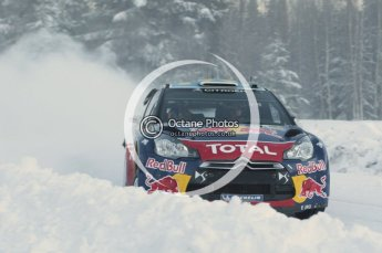 © North One Sport Limited 2011/Octane Photographic Ltd. 2011 WRC Sweden SS16 Torntorp I, Sunday 13th February 2011. Digital ref : 0156CB1D9306