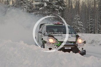 © North One Sport Limited 2011/Octane Photographic Ltd. 2011 WRC Sweden SS16 Torntorp I, Sunday 13th February 2011. Digital ref : 0156CB1D9332