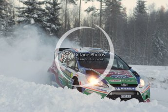 © North One Sport Limited 2011/Octane Photographic Ltd. 2011 WRC Sweden SS16 Torntorp I, Sunday 13th February 2011. Digital ref : 0156CB1D9337