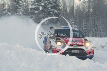 © North One Sport Limited 2011/Octane Photographic Ltd. 2011 WRC Sweden SS16 Torntorp I, Sunday 13th February 2011. Digital ref : 0156CB1D9351