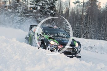 © North One Sport Limited 2011/Octane Photographic Ltd. 2011 WRC Sweden SS16 Torntorp I, Sunday 13th February 2011. Digital ref : 0156CB1D9364
