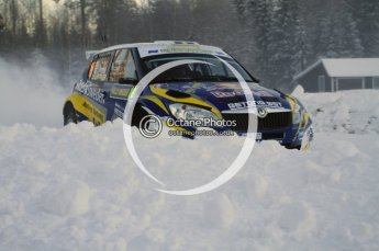 © North One Sport Limited 2011/Octane Photographic Ltd. 2011 WRC Sweden SS16 Torntorp I, Sunday 13th February 2011. Digital ref : 0156LW7D9317