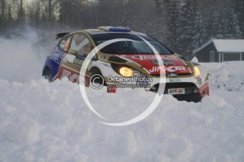© North One Sport Limited 2011/Octane Photographic Ltd. 2011 WRC Sweden SS16 Torntorp I, Sunday 13th February 2011. Digital ref : 0156LW7D9320