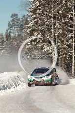 © North One Sport Limited 2011/Octane Photographic Ltd. 2011 WRC Sweden SS19 Torntorp II, Sunday 13th February 2011. Digital ref : 0155CB1D9449