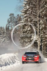 © North One Sport Limited 2011/Octane Photographic Ltd. 2011 WRC Sweden SS19 Torntorp II, Sunday 13th February 2011. Digital ref : 0155CB1D9479