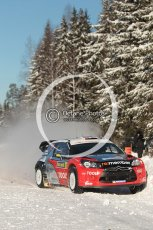 © North One Sport Limited 2011/Octane Photographic Ltd. 2011 WRC Sweden SS19 Torntorp II, Sunday 13th February 2011. Digital ref : 0155CB1D9481