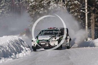 © North One Sport Limited 2011/Octane Photographic Ltd. 2011 WRC Sweden SS19 Torntorp II, Sunday 13th February 2011. Digital ref : 0155CB1D9557