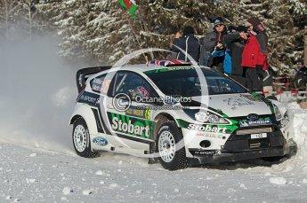 © North One Sport Limited 2011/Octane Photographic Ltd. 2011 WRC Sweden SS19 Torntorp II, Sunday 13th February 2011. Digital ref : 0155CB1D9566