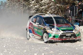 © North One Sport Limited 2011/Octane Photographic Ltd. 2011 WRC Sweden SS19 Torntorp II, Sunday 13th February 2011. Digital ref : 0155CB1D9577
