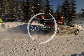 © North One Sport Limited 2011/Octane Photographic Ltd. 2011 WRC Sweden SS19 Torntorp II, Sunday 13th February 2011. Digital ref : 0155LW7D9482
