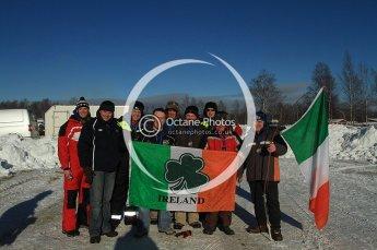 © North One Sport Limited 2011/Octane Photographic Ltd. 2011 WRC Sweden SS19 Torntorp II, Sunday 13th February 2011. Digital ref : 0155LW7D9617