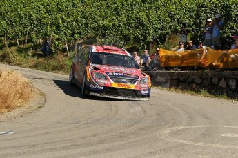 © North One Sport Limited 2010/ Octane Photographic Ltd. 2010 WRC Germany SS3 Moseland I. Digital Ref : 0158cb1d4596