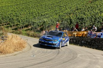 © North One Sport Limited 2010/ Octane Photographic Ltd. 2010 WRC Germany SS3 Moseland I. Digital Ref : 0158cb1d4792