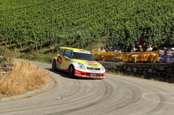 © North One Sport Limited 2010/ Octane Photographic Ltd. 2010 WRC Germany SS3 Moseland I. Digital Ref : 0158cb1d4808