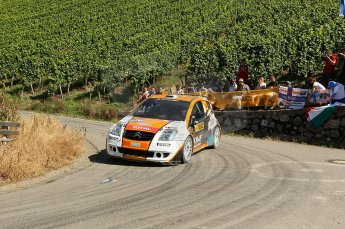 © North One Sport Limited 2010/ Octane Photographic Ltd. 2010 WRC Germany SS3 Moseland I. Digital Ref : 0158cb1d4871