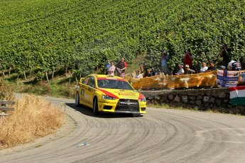© North One Sport Limited 2010/ Octane Photographic Ltd. 2010 WRC Germany SS3 Moseland I. Digital Ref : 0158cb1d4947