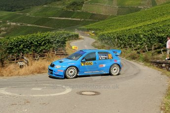 © North One Sport Limited 2010/ Octane Photographic Ltd. 2010 WRC Germany SS3 Moseland I. Digital Ref : 0158cb1d5048