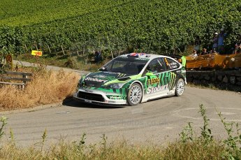 © North One Sport Limited 2010/ Octane Photographic Ltd. 2010 WRC Germany SS3 Moseland I. Digital Ref : 0158cb1d4548