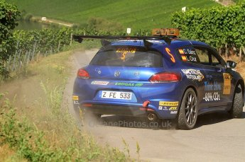 © North One Sport Limited 2010/ Octane Photographic Ltd. 2010 WRC Germany SS3 Moseland I. Digital Ref : 0158lw7d4453