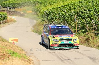 © North One Sport Limited 2010/ Octane Photographic Ltd. 2010 WRC Germany SS3 Moseland I. Digital Ref : 0158lw7d4537