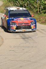 © North One Sport Limited 2010/ Octane Photographic Ltd. 2010 WRC Germany SS3 Moseland I. Digital Ref : 0158lw7d4556