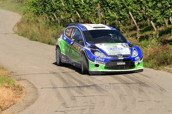 © North One Sport Limited 2010/ Octane Photographic Ltd. 2010 WRC Germany SS3 Moseland I. Digital Ref : 0158lw7d4634