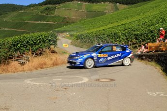 © North One Sport Limited 2010/ Octane Photographic Ltd. 2010 WRC Germany SS3 Moseland I. Digital Ref : 0158lw7d4717