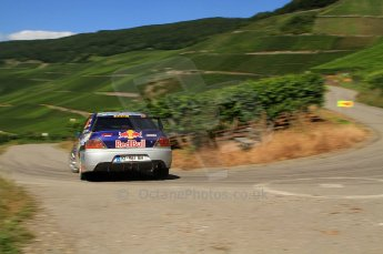 © North One Sport Limited 2010/ Octane Photographic Ltd. 2010 WRC Germany SS3 Moseland I. Digital Ref : 0158lw7d4778