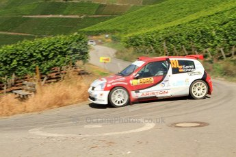 © North One Sport Limited 2010/ Octane Photographic Ltd. 2010 WRC Germany SS3 Moseland I. Digital Ref : 0158lw7d4785