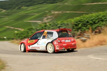 © North One Sport Limited 2010/ Octane Photographic Ltd. 2010 WRC Germany SS3 Moseland I. Digital Ref : 0158lw7d4789