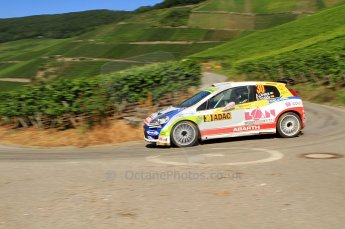 © North One Sport Limited 2010/ Octane Photographic Ltd. 2010 WRC Germany SS3 Moseland I. Digital Ref : 0158lw7d4836