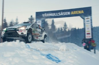 © North One Sport Limited 2011/Octane Photographic Ltd. 2011 WRC Sweden SS15 Varmulssen, Saturday 12th February 2011. Digital ref : 0157CB1D7791