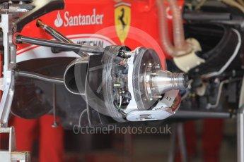 World © Octane Photographic Ltd. Scuderia Ferrari SF16-H. Thursday 30th June 2016, F1 Austrian GP Pit Lane, Red Bull Ring, Spielberg, Austria. Digital Ref : 1594CB1D1406