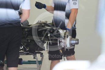 World © Octane Photographic Ltd. McLaren Honda MP4-31. Thursday 30th June 2016, F1 Austrian GP Pit Lane, Red Bull Ring, Spielberg, Austria. Digital Ref : 1594CB1D1508