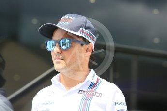 World © Octane Photographic Ltd. Williams Martini Racing, Williams Mercedes FW38 – Felipe Massa. Thursday 30th June 2016, F1 Austrian GP Paddock, Red Bull Ring, Spielberg, Austria. Digital Ref :1594CB5D2569