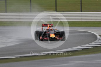 World © Octane Photographic Ltd. Red Bull Racing RB12 – Pierre Gasly. Tuesday 12th July 2016, F1 In-season testing, Silverstone UK. Digital Ref : 1618LB1D7682